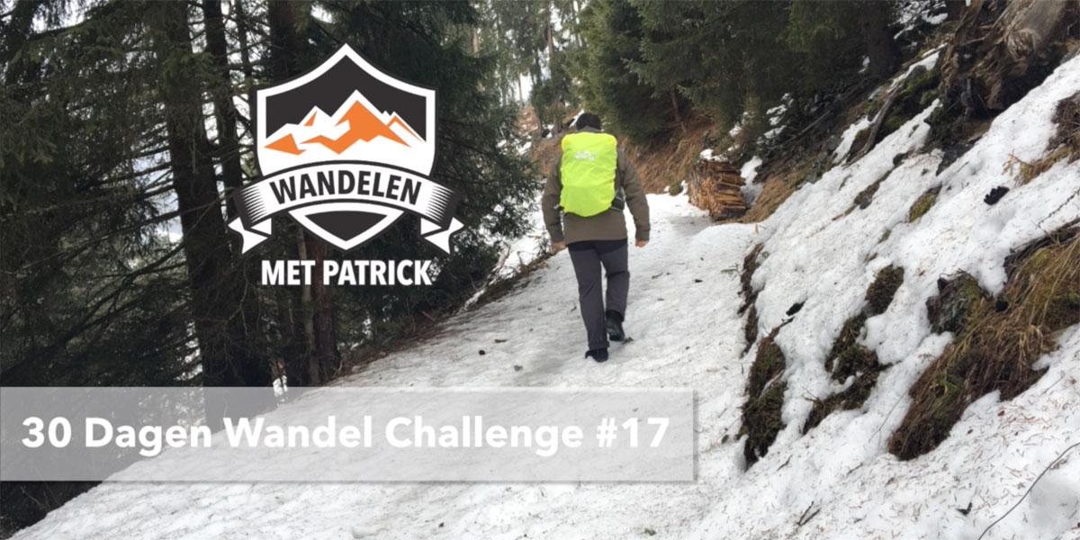Dag 17 - 30 dagen wandel challenge