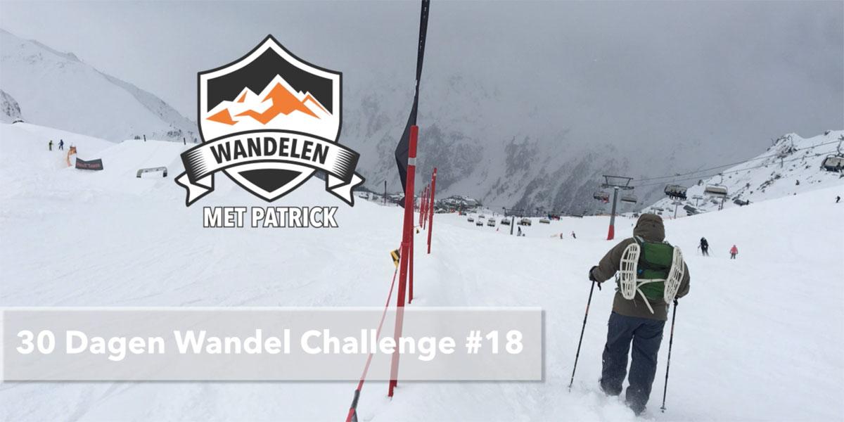 30 Dagen wandel challenge 18