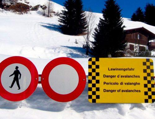 Lawinegevaar! Hoe riskant is een bergwandeling?