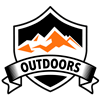 Outdoors met Patrick Logo